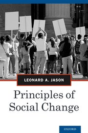 Principles of Social Change by Leonard Jason