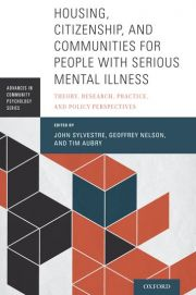 Housing, Citizenship, and Communities for People with Serious Mental Illness